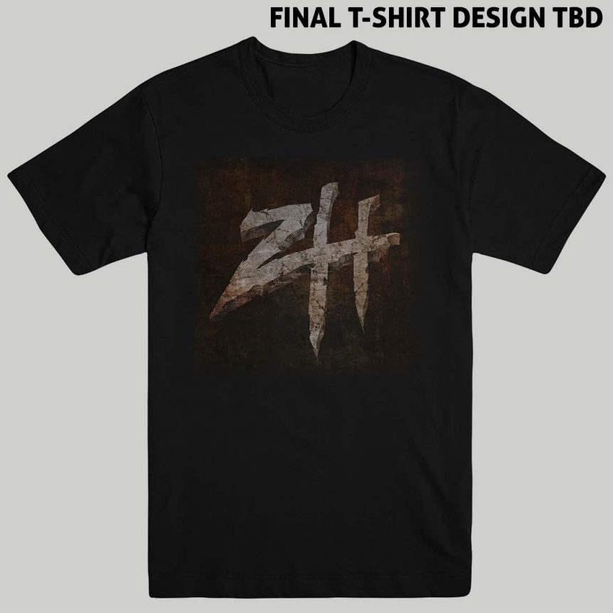 Zimmers Hole - ZH logo T-Shirt Mens