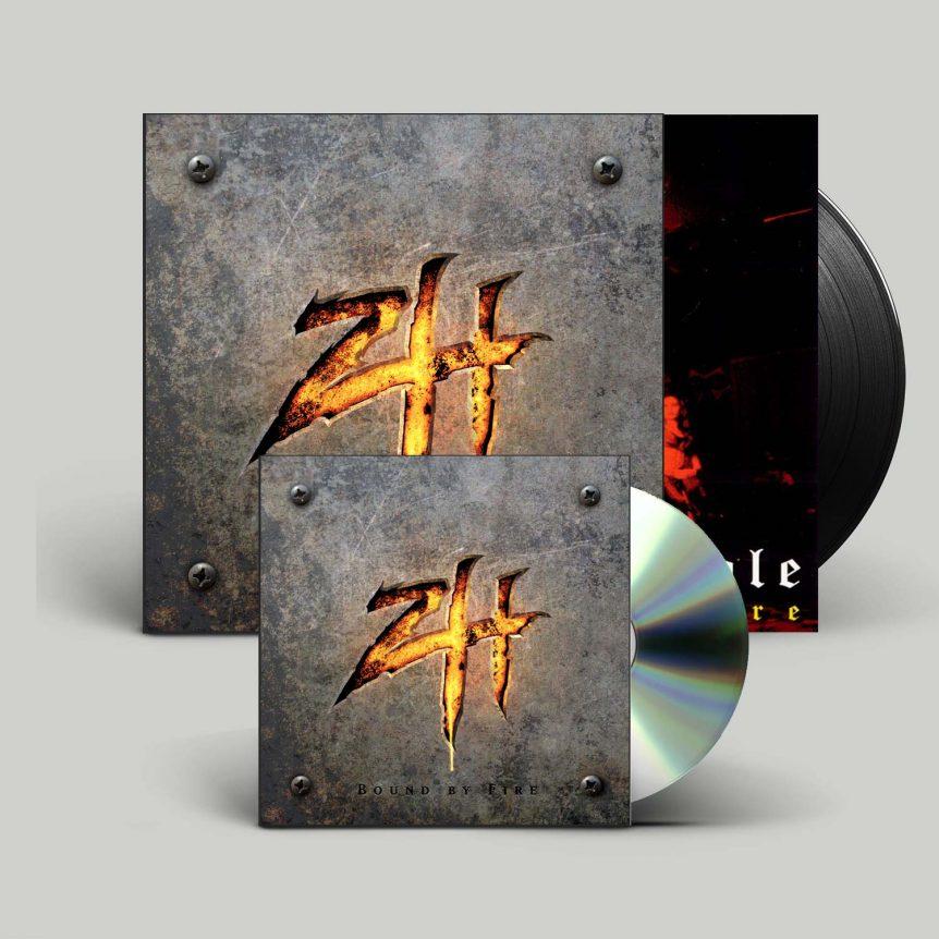 Zh-cd-vinyl-black