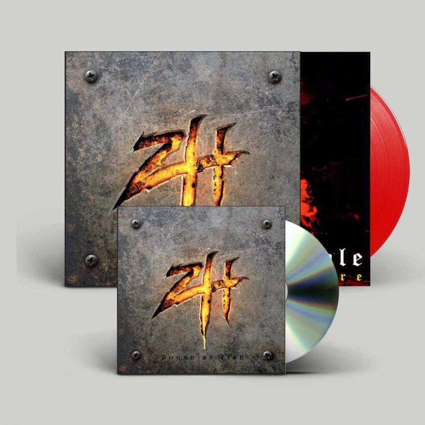 Zh-cd-vinyl-red