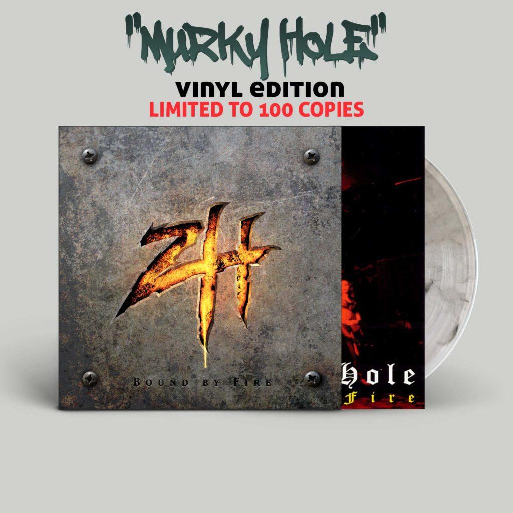 "<b>Zimmers Hole</b> ""Bound By Fire"" ""MURKY HOLE"" 180gram Vinyl"