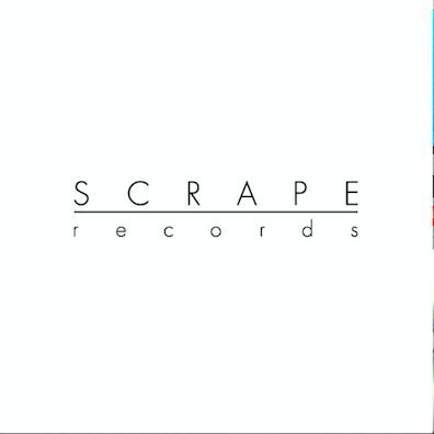 """SCRAPE Records- """"The Label"""" CD Sampler"""