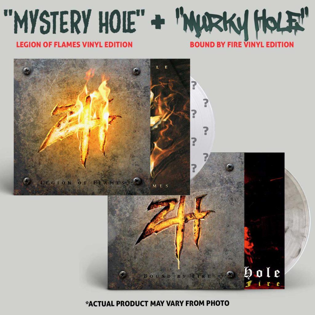 "<b>Zimmers Hole</b> <br />""BBF"" ""Murky Hole"" + ""LOF"" ""Mystery Hole"" 180gram Vinyl – Only 100 Copies!"