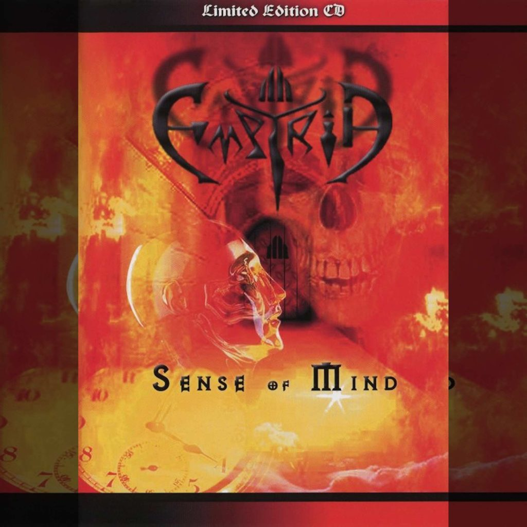 "<b>Empyria</b> <br /> ""Sense Of Mind"" CD"