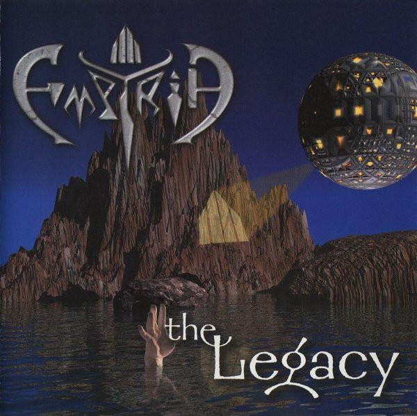 "<b>Empyria</b>  ""The Legacy"" CD"