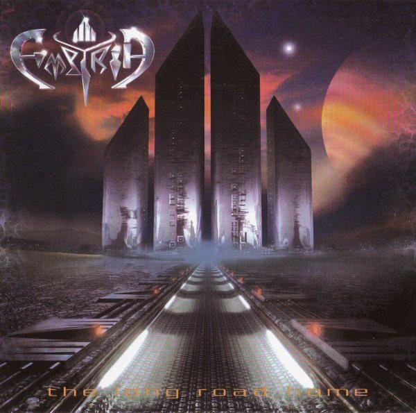 """<b>Empyria</b> <br /> """"The Long Road Home"""" CD"""