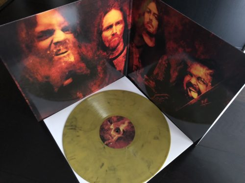 "Zimmers Hole –  ""Legion of Flames"" ""MYSTERY HOLE"" Vinyl *SIGNED*"