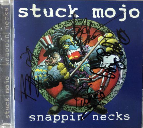 STUCK MOJO CONFEDERATE HOODIE NEW OFFICIAL PIGWALK RISING SNAPPIN/' NECKS METAL