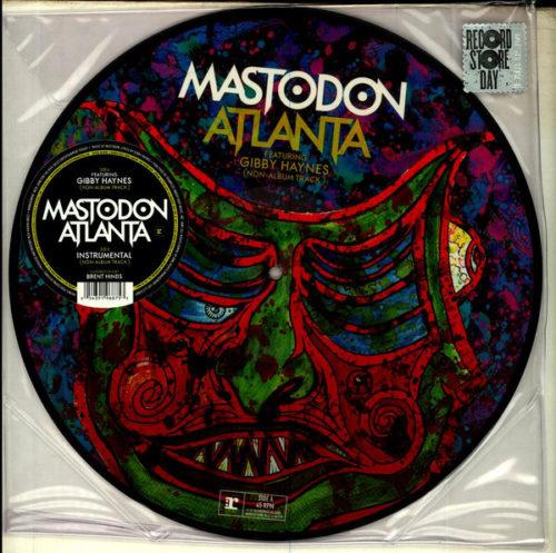 "Mastodon – ""Atlanta"" RSD 12″ Picture Disc"