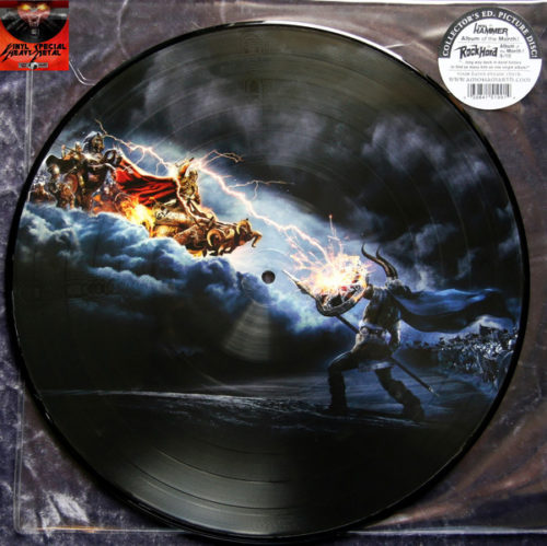 "<b>Amon Amarth</b> <br/>""Deceiver Of The Gods"" Picture Disc"