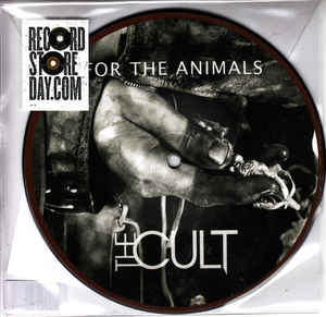 "<b>Cult, The</b> <br/>""For The Animals / Lucifer"" RSD 7″ Picture Disc"