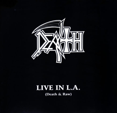 "<b>Death</b> <br/>""Live In L.A. (Death & Raw)"" 2LP"