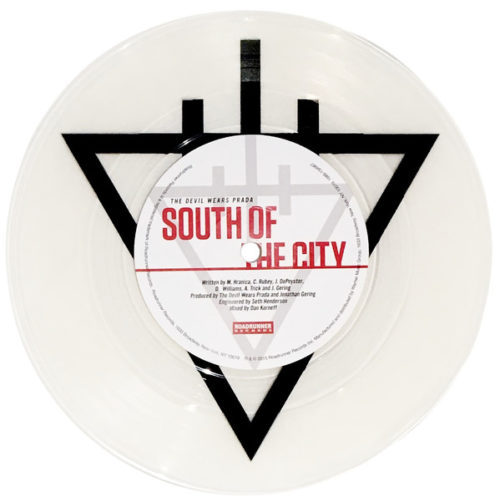 "<b>Devil Wears Prada</b> <br/>""South Of The City"" Clear RSD 7″"