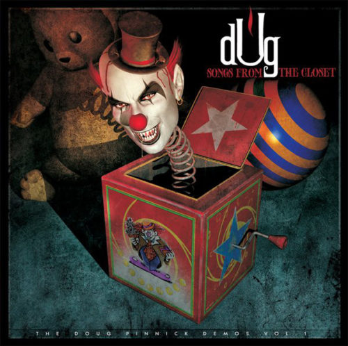 "<b>Dug (Doug Pinnick)</b> <br/>""Songs From The Closet"" CD"