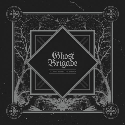 "<b>Ghost Brigade</b> <br/>""IV – One With The Storm"" Silver 2LP"