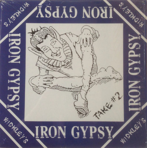"<b>Iron Gypsy</b> <br/>""Take #2"" OG Sealed Pressing 12"" Vinyl"