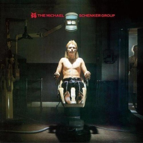 "<b>Michael Schenker Group</b> <br/>""The Michael Schenker Group"" Clear 2LP"