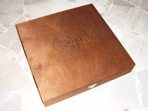 "<b>Opeth</b> <br/>""The Wooden Box"" 3LP Box Set"