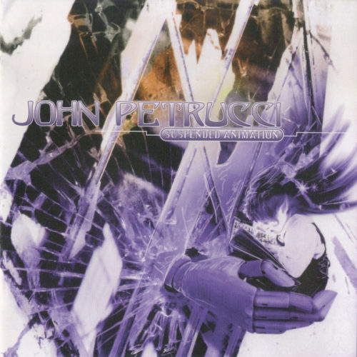 "<b>John Petrucci (Dream Theater)</b> <br/>""Suspended Animation"" CD"