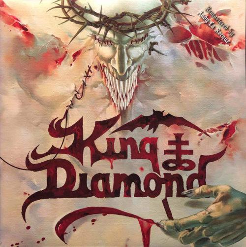 "<b>King Diamond</b> <br/>""House of God"" Numbered Vinyl"