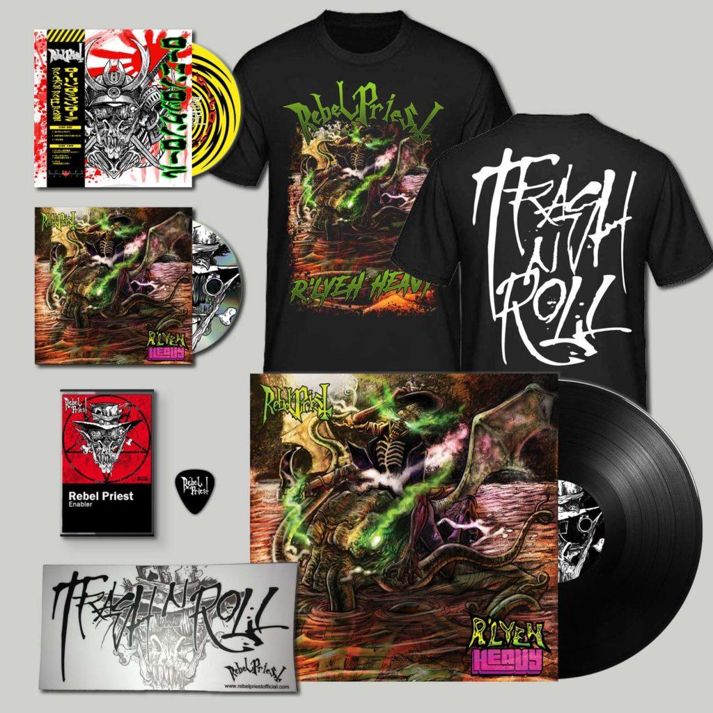 """<b>Rebel Priest</b> """"R'lyeh TOO Heavy"""" Ultimate Collector's Bundle"""