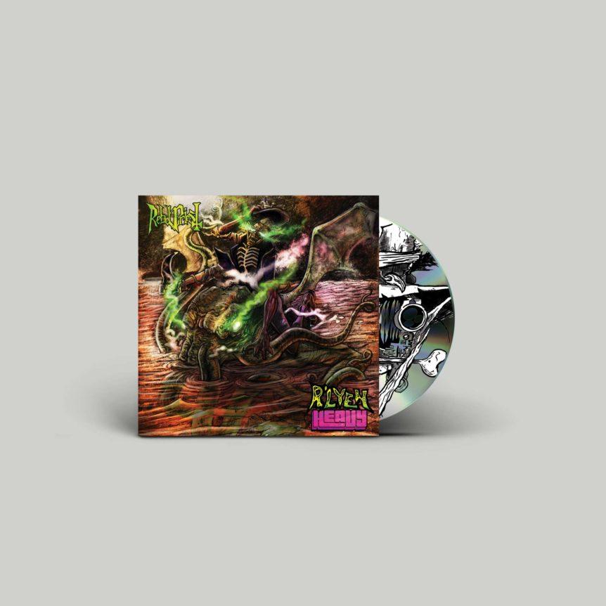 Rebel Priest: R'lyeh Heavy CD
