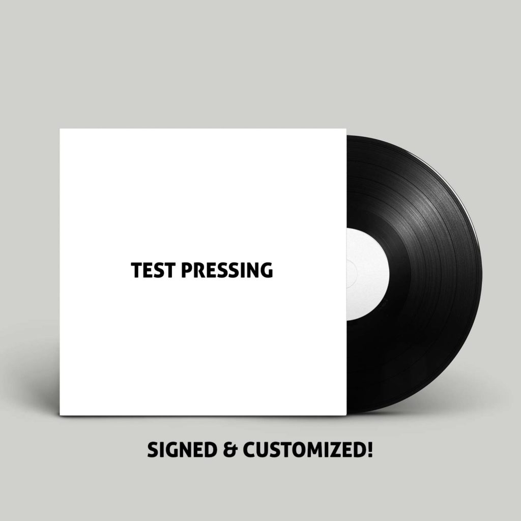 "<b>Rebel Priest</b> <br />""R'lyeh Heavy"" Exclusive Vinyl Test Pressing"