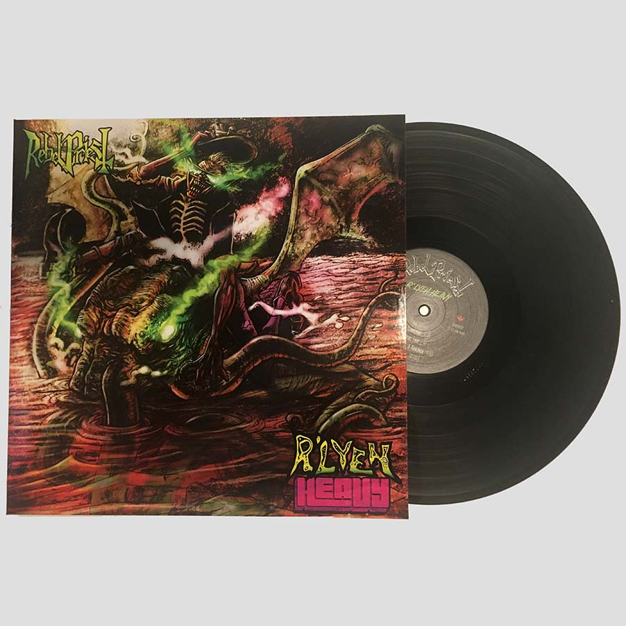 "<b>Rebel Priest</b> <br />""R'lyeh Heavy"" Vinyl"