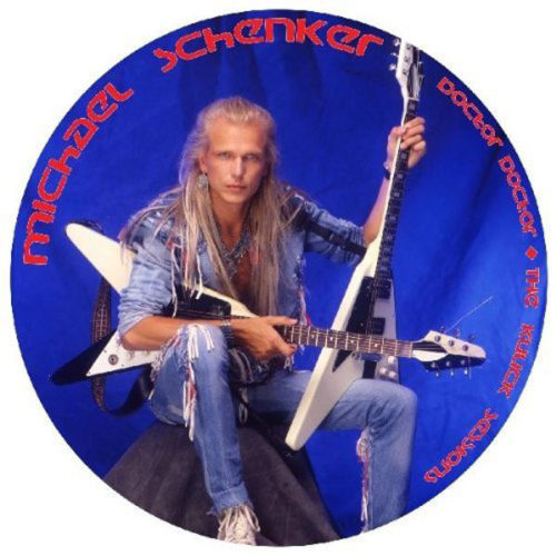"""<b>Michael Schenker</b> <br/>""""Doctor Doctor The Kulick Sessions"""" Picture Disc"""