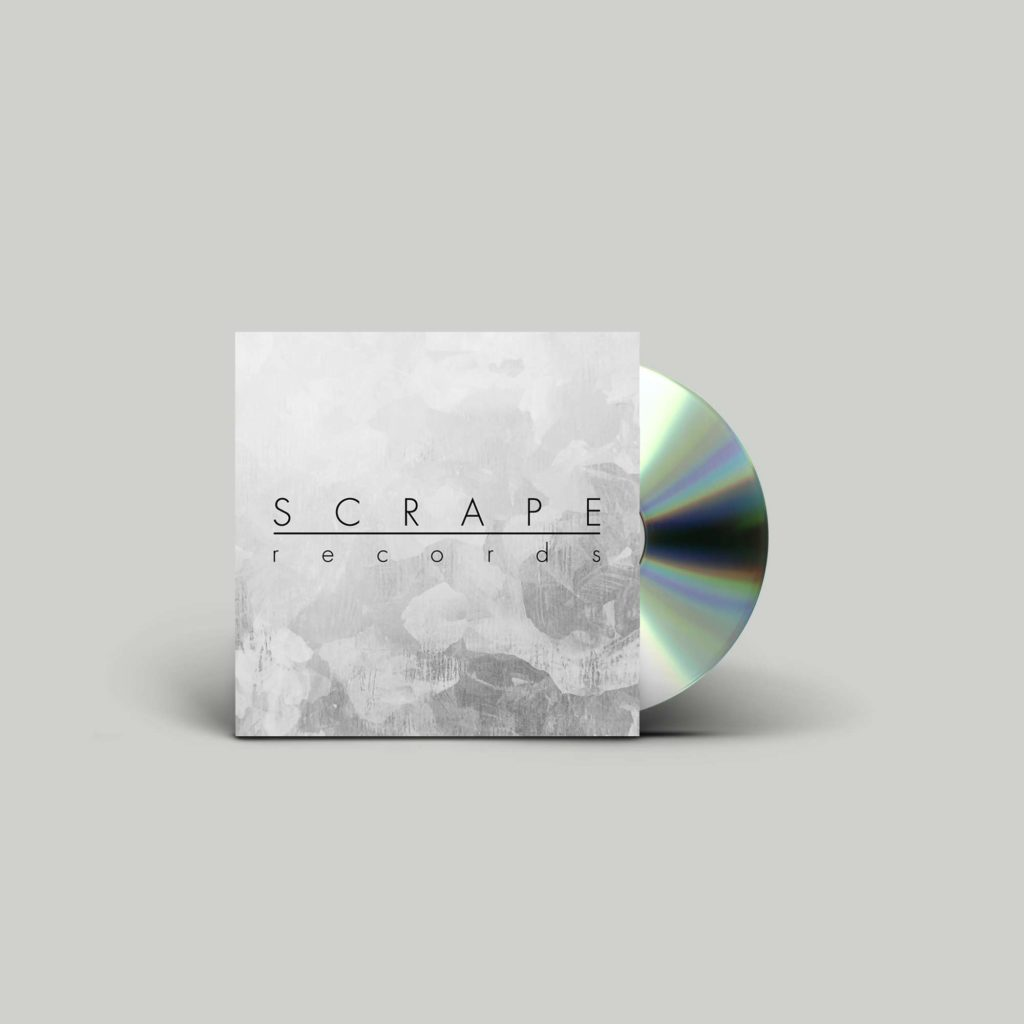 "SCRAPE Records- ""The Label"" CD Sampler Vol II"
