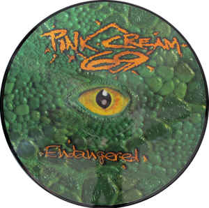 """<b>Pink Cream 69</b> <br/>""""Endangered"""" Picture Disc"""