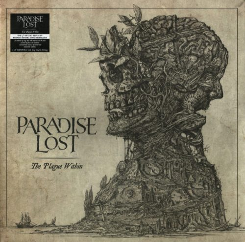 """<b>Paradise Lost</b> <br/>""""The Plague Within"""" Double Vinyl"""