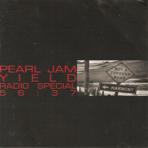 "<b>Pearl Jam</b> <br/>""Yield Radio Special"" Promo CD"