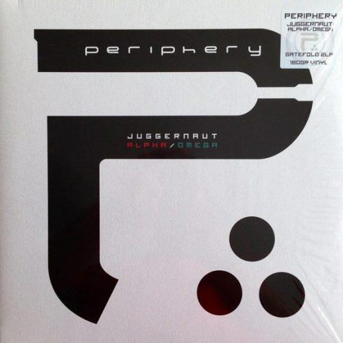 """<b>Periphery</b> <br/>""""Juggernaut • Alpha / Omega"""" Double Vinyl"""