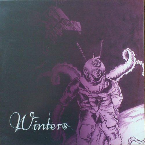"<b>Winters</b> <br/>""Winters"" 12″ Blue Vinyl"