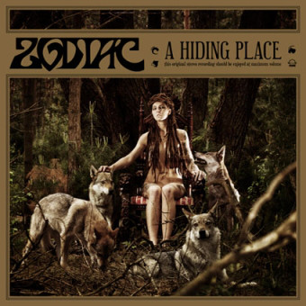 "<b>Zodiac</b> <br/>""A Hiding Place"" OG Press Vinyl"
