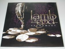 "<b>Lamb of God</b> <br/>""Sacrament"" Clear Vinyl"