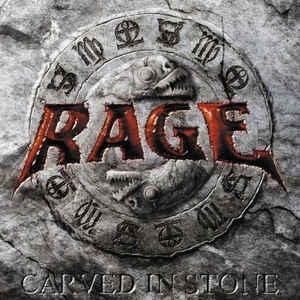 "Rage – ""Carved In Stone"" Vinyl"