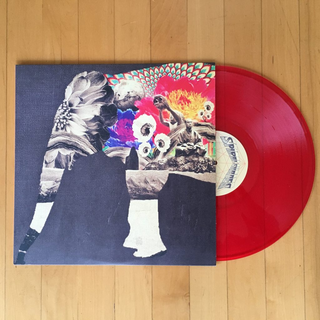 "<b>Spiral Shades</b> <br/>""Hyponosis Sessions"" Red Double Vinyl"