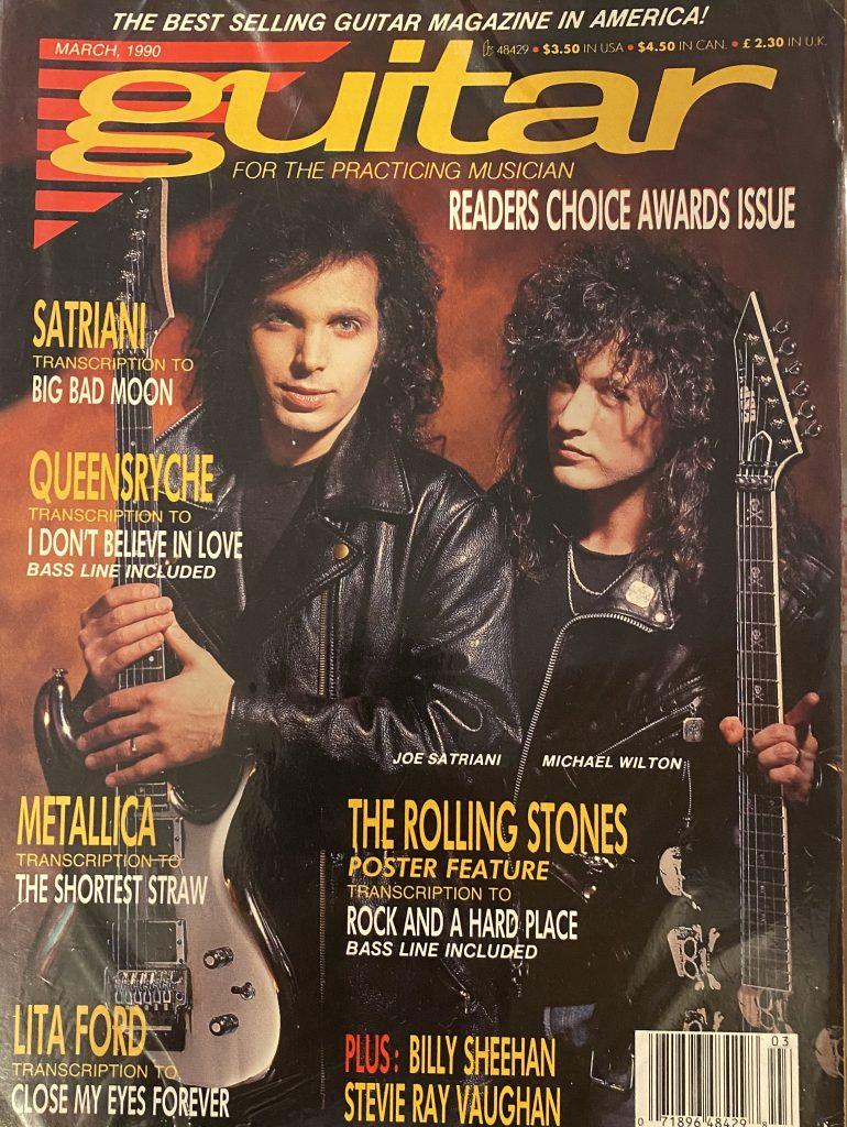"<b>Guitar / Bass / Drums</b> <br/>""Magazine"""