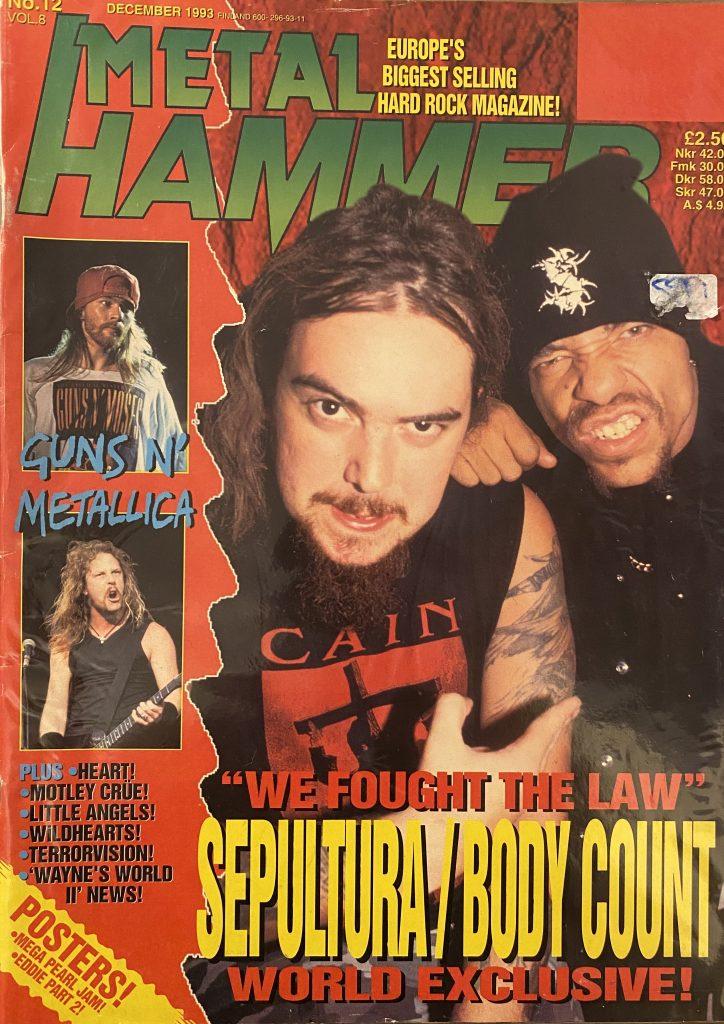 "<b>Metal Hammer</b> <br/>""Magazine"""