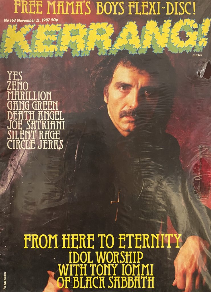 "Kerrang! – ""Magazine"""