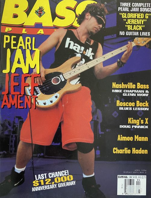 """Guitar / Bass / Drums – """"Magazine"""""""