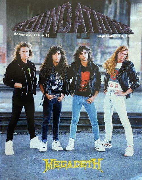 "Foundations Forum (Megadeth) – ""Magazine"""