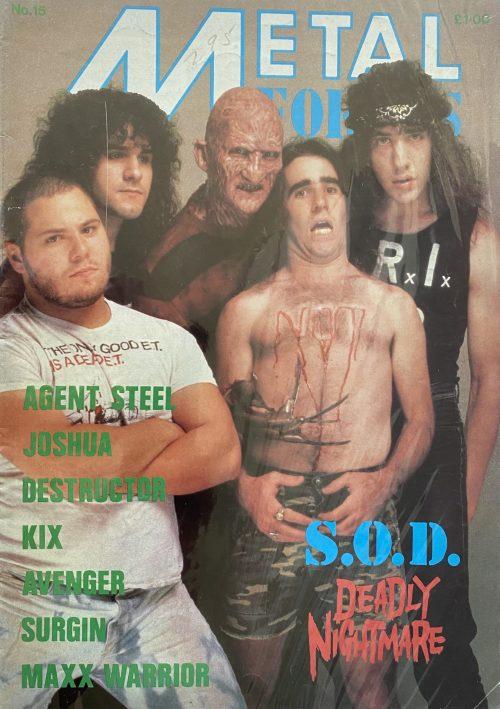 "Metal Forces – ""Magazine"""