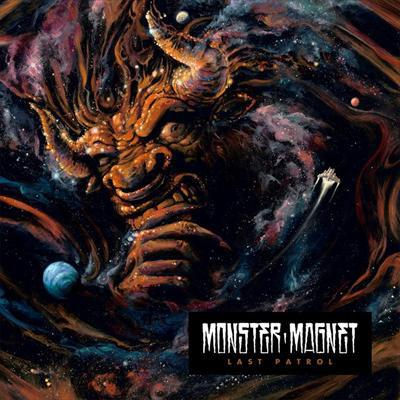 "Monster Magnet – ""Milking The Stars: A Re-Imagining Of Last Patrol"" Double Vinyl"