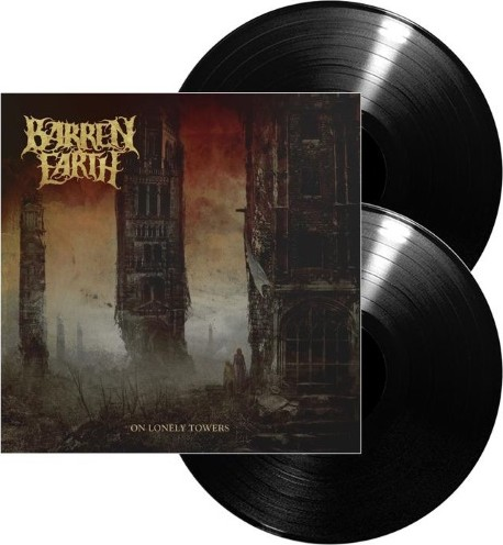 "Barren Earth – ""On Lonely Towers"" Double Vinyl"