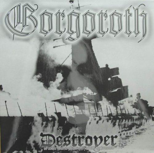 """Gorgoroth – """"Destroyer"""" Vinyl"""