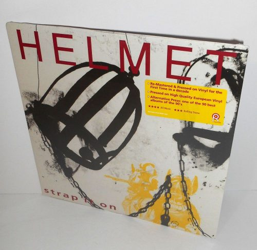 "Helmet – ""Strap It On"" Vinyl"