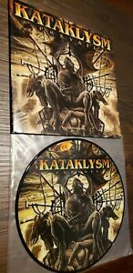 "Kataklysm – ""Prevail"" Picture Disc"