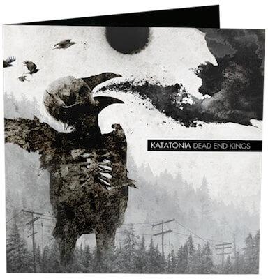 """Katatonia – """"Dead End Kings"""" Double Vinyl"""